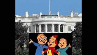 Alvin And Chipmunks - Single Ladies SPOOF (Barack Obama)