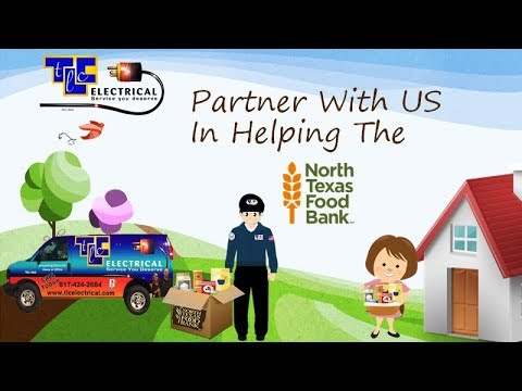 Join Us In Helping The North Texas Food Bank