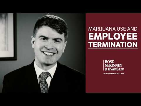 On Topic - Marijuana Use and Employee Termination