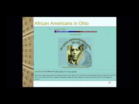 Library of Congress African American Collections - Ahmed Johnson
