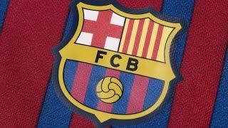 мой футбольный мир барселоны