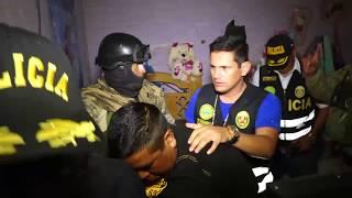 Megaoperativo 115 Piura: desarticulan organización criminal dedicada al sicariato y la extorsión
