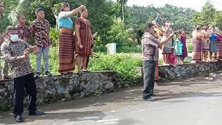 Download lagu Tarian Lebe dan Hedung Menjemputan Imam Baru; RD. Yonas Langobelen di Stasi Tapobali-Adonara.