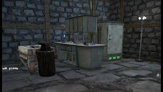 ARK Survival Evolved Одиночка 67 - Дробилка, лаборатория и приручение троодона