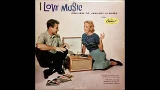"""Ray Anthony introduces """"Love Is Here To Stay"""" (1958)"""