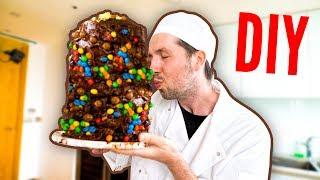 WORLDS BEST DIY CHOCOLATE CAKE