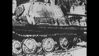 Die Deutschen Panzer. Panther. Немецкие танки. Пантера. 2 серия.