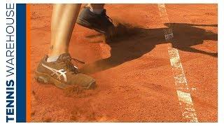 Tennis Warehouse: Asics Solution Speed FF Clay Women