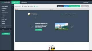 Drag & Drop Website Builder & CMS