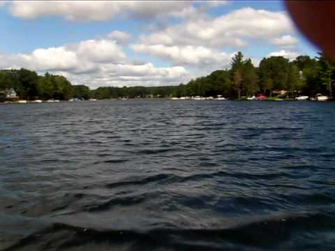 2003 Yamaha Gp1300r Lake George Michigan Youtube