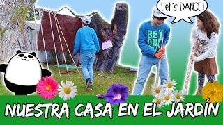 Nuestra CASITA en el JARDIN * Cabaña en Málaga thumbnail