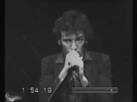 Bruce Springsteen Not Fade Away Passaic