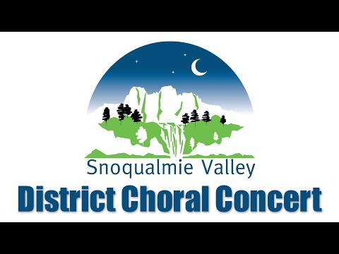 Mount Si High School | 2017 Fall Choir Concert