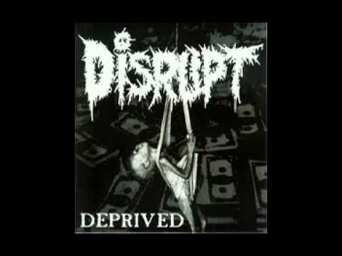 Disrupt - Deprived EP (1994)