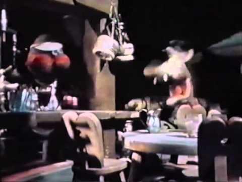 Die Abenteuer der Cappuccetto-Lupo als Zauberlehrling-Teil 1/2