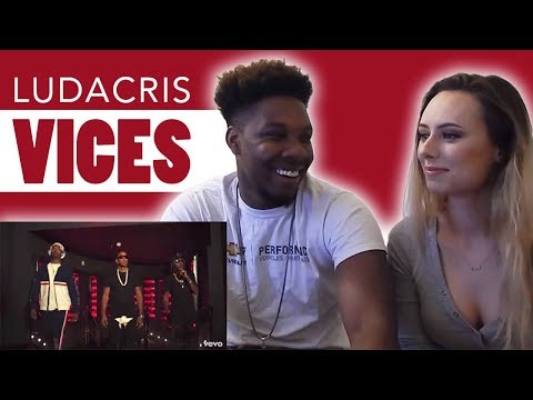 Ludacris - Vices (Official Video) | Reaction