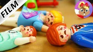 Playmobil Film polski   WYBUCHA WIELKA EPIDEMIA - zaraźliwa choroba u Wróblewskich?   Zamieszanie