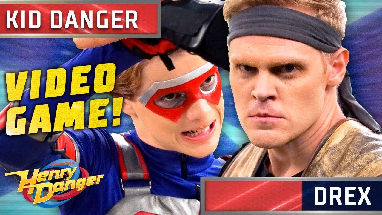 Download Henry Danger The Video Game: Kid Danger Vs Drex | Henry Danger