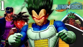 Our Allies Under Mind Control?! | Jump Force - Part 1
