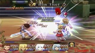 Tales of Symphonia on the Gamecube. Higher Quality: http://www.yout...