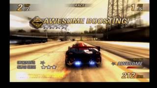 Burnout: Revenge (PS2) - Revenge Racer Gameplay