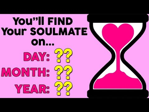 How Soon Will You Meet Your Soulmate? Your Name Will Reveal It!
