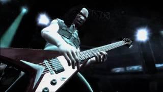 Guitar Hero Metallica The Music trailer Rock