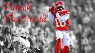 Tyreek Hill - Level Up (2017 Highlights) ᴴᴰ thumbnail