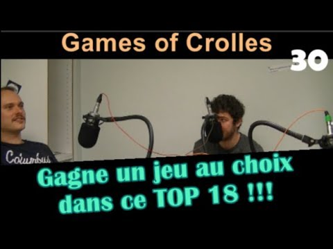 Best Of Musics IG Games TOP 18 - GOC 30 - Radio Gresivaudan