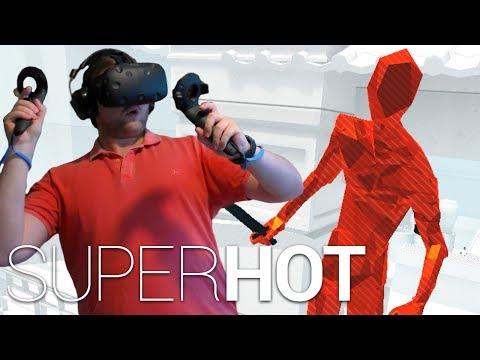 КУПЛИНЭО ► Superhot VR #1