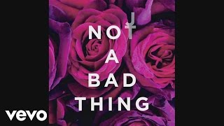 Justin Timberlake - Not a Bad Thing (Audio)