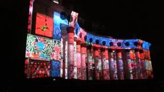 Световое шоу в Москве Очень красиво!!! Круг Света. 2017