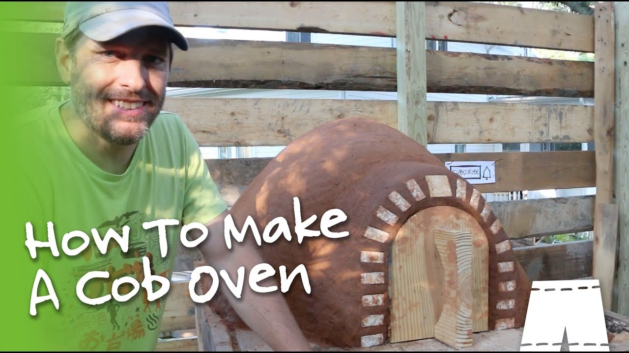 How to make a cob bread oven full build youtube for How to make a cob oven