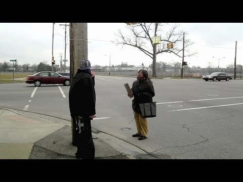 Crazy Prostitute Fight 810 Flint Michigan