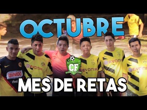 RETAS CLINICA DE FUTBOL (PARTE 1)