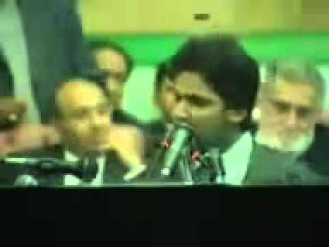 Priceless Urdu Speech by A Pakistani Student