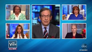 "Chris Wallace Says He Hopes to See Police Reform But ""Wouldn't Bet On It"" 