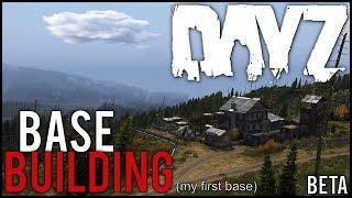 Download Dayz Base Building Time Lapse My First Base Build MP3, MKV