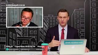 СМЕРТЬ СТАЛИНА - Навальный о запрещенном фильме