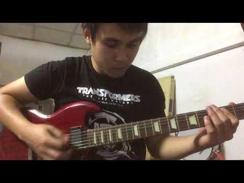 retrospect -  (drop bb ) guitar cover