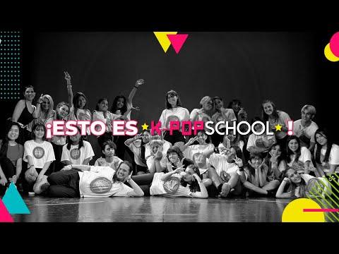 ¡Esto es K-pop School! (Edición presencial)
