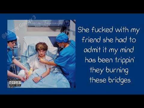 Bankrol Hayden - Brothers (ft. Luh Kel) (Lyrics) [Official Audio]