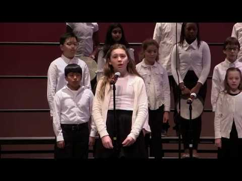 Lower School Holiday Concert - Dec. 13, 2018 - Shore Country Day School