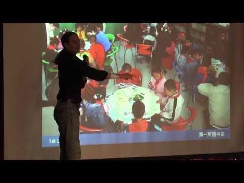 The Library Project: Tom Stader at TEDxYouth@ZijinShan