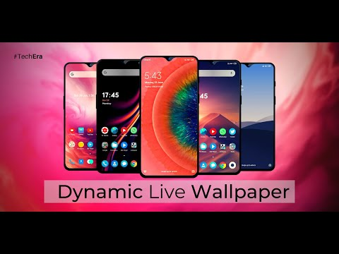 Top 5 Best Dynamic Live Wallpaper | For All Android Device | Download Now