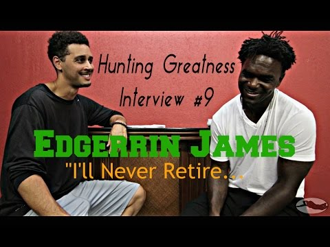 Hunting Greatness Interview series: Edgerrin James