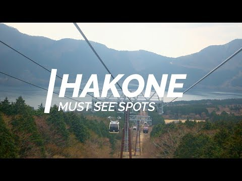 All about Hakone - Must see spots in Hakone | One Minute Japan Travel Guide