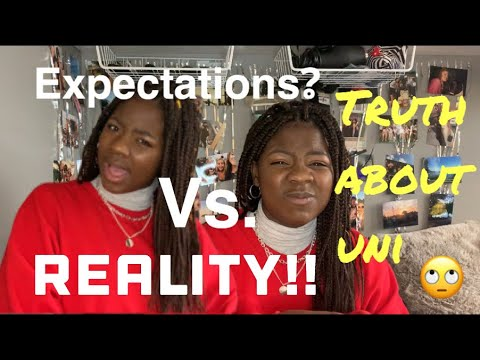Reality Of Uni.. WRONG Expectations??  || Portsmouth University