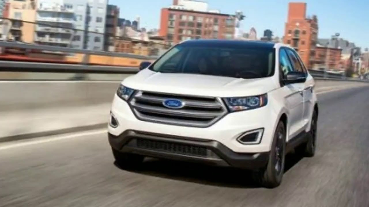 Ford Edge Release Date And Redesign