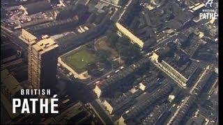 Aerial Views Thames - London (1970-1979)